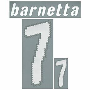 Barnetta 7 (Boys) 08-09 Switzerland Home