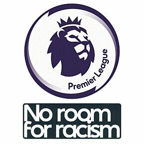 Premier League + No Room For Racism Players Patch Set