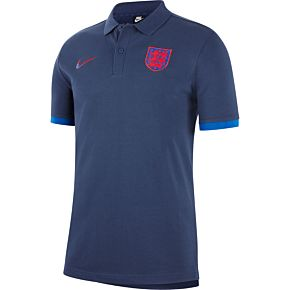 20-21 England Crew Neck Polo