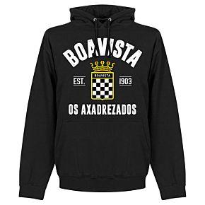 Boavista Established Hoodie - Black