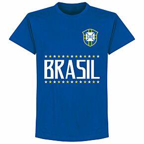Brazil Team Tee - Royal