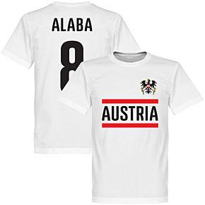 Austria Alaba Team Tee - White
