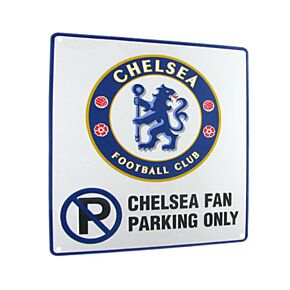 Chelsea 'No Parking' Sign