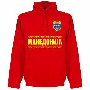 Macedonia Team KIDS Hoodie - Red