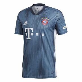 Bayern Munich Champions League Jersey 2018 / 2019