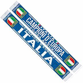 Italy Campioni d'Europa Jacquard Scarf