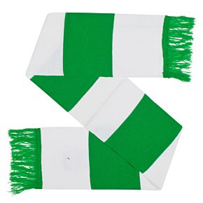 Retake Team Scarf - Green/White