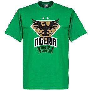 Nigeria Super Eagles Champions Tee