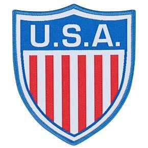 USA Embroidery Patch 9cm x 8cm