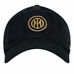21-22 Inter Milan H86 Cap - Black/Gold