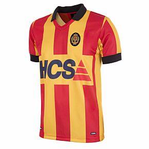 90-91 KV Mechelen Home Retro Shirt