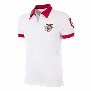 67-68 SL Benfica Away Retro Shirt