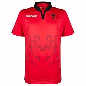 20-21 Albania Home Shirt