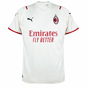 21-22 AC Milan Away Shirt