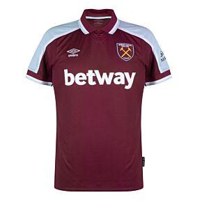 21-22 West Ham Home Shirt