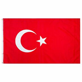 Turkey Large National Flag (90x150cm approx)