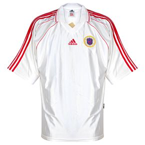 adidas Hong Kong 1998-1999 Home Jersey - NEW Condition (w/tags) - Size L - Extremely Rare