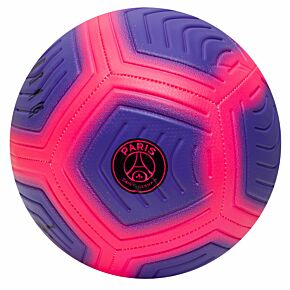 2021 PSG x Jordan Strike Football - Pink/Purple