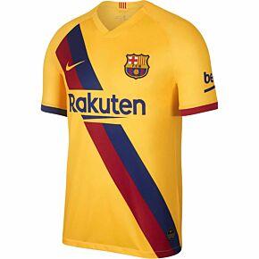 Nike Barcelona Vapor Match Away Jersey 2019-2020