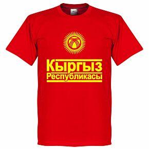 Kyrgyzstan Team Tee