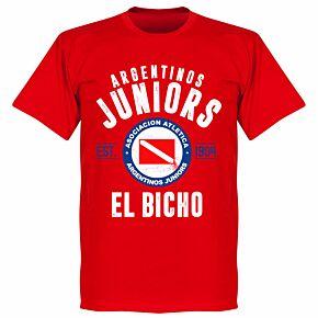 Argentinos Juniors Established T-Shirt - Red