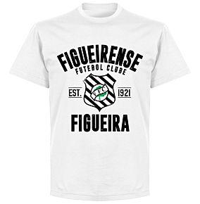 Figueirense Established T-Shirt - White