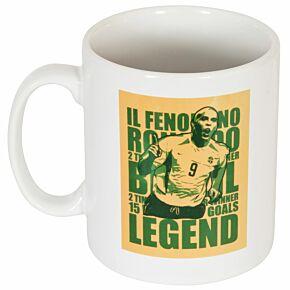 Ronaldo Luis Nazario de Lima Legend Mug