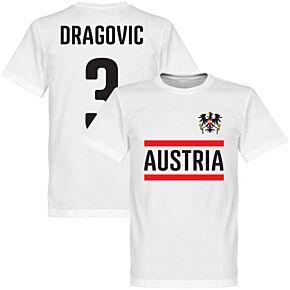 Austria Dragovic Team Tee - White