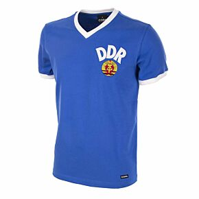 1974 DDR WC Home Retro Shirt
