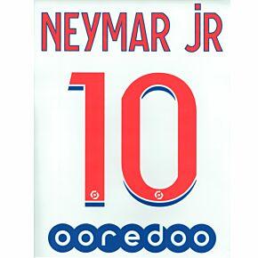 Neymar Jr 10 - 20-21 PSG Away (Official Printing)