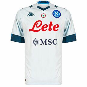 20-21 Napoli Away Shirt