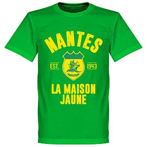 Nantes Established T-Shirt - Green