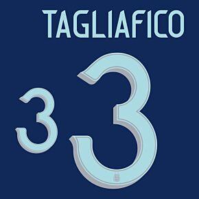 Tagliafico 3 - Argentina Away 2020-2021
