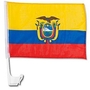 Ecuador Car Flag