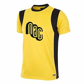 Copa '81 NAC Breda HomeRetro Shirt