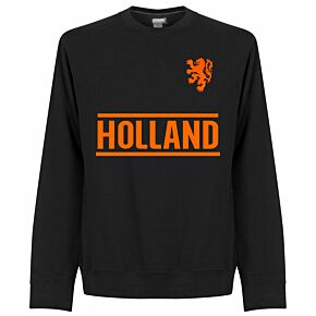 Holland Team KIDS Sweatshirt - Black