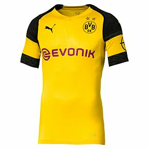 Borussia Dortmund Home evoKNIT Authentic Jersey 2018 / 2019
