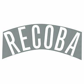 Recoba (Name Only) - 04-06 Inter Milan Home Flex Name Transfer
