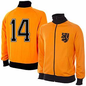 Copa Holland No.14 Retro Track Jacket 1978