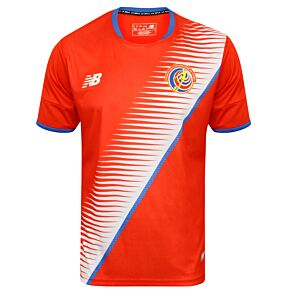 Costa Rica Home Jersey 2016 / 2017