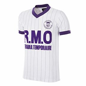 82-83 Toulouse FC Away Retro Shirt