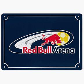 RB Leipzig RB Arena Metal Sign (29.5cm x 21 cm)