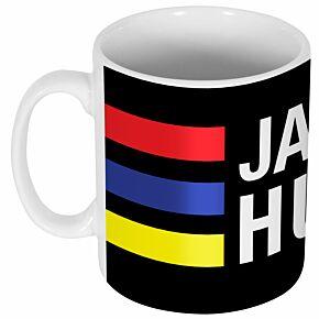 James Hunt Ceramic Mug