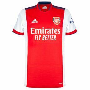 21-22 Arsenal Home Shirt
