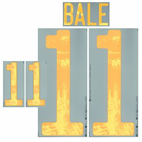 Bale 11 (Official Printing) - 21-22 Wales Home