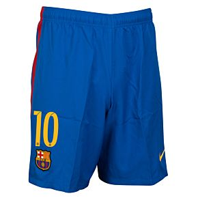 Barcelona Home KIDS Shorts 2016 / 2017 + No. 10