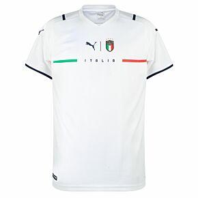 21-22 Italy Away Shirt