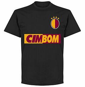 Galatasaray Team T-Shirt - Black