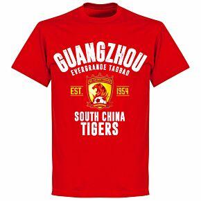 Guangzhou Established T-shirt - Red