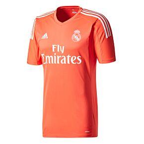 Real Madrid Away Goalkeeper Jersey 2017 / 2018